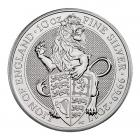 10 Ounce Queens Beast Lion Of England Silver Coin .999