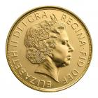 £5 British Gold Coin Quintuple Sovereign (Mixed Years)