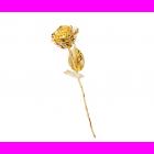 24K Gold Plated Golden Rose (999.9)