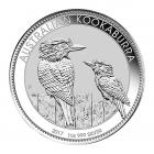 1 Ounce Australian Kookaburra Silver Coin (Mixed Years) .999