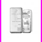 250 Gram Mixed Brands Investment Silver Bar .999