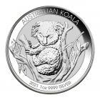 1 Ounce Australian Koala Silver Coin (2021)