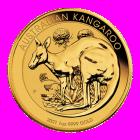 1 Oz Gold Australian Kangaroo (2021)