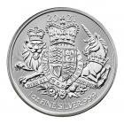 1 Ounce (2021) The Royal Arms Silver Coin .999