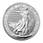 1 Oz Silver Britannia (2021 )