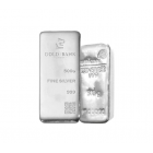 500 Gram Mixed Brands Investment Silver Bar .999