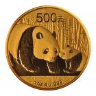 30 Gram Chinese Gold Panda Coin 999.9 (Mixed Years)
