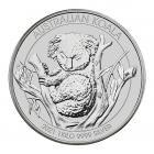 1kg Australian Koala Silver Coin (2021)
