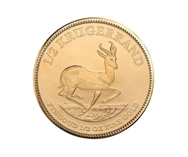 1/2 Ounce Gold Krugerrand (Mixed Years) image