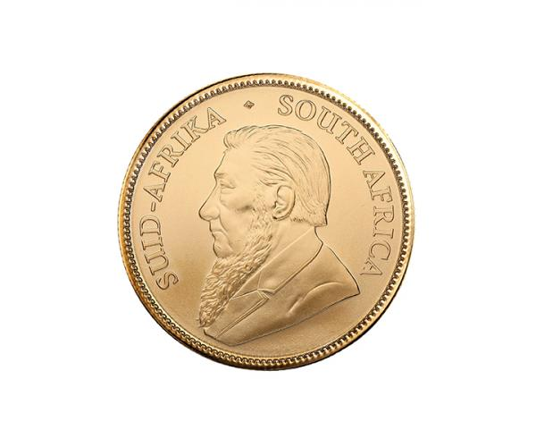 1/4 Ounce Gold Krugerrand (Mixed Years) image