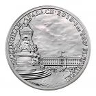 1 Ounce Silver Buckingham Palace (2019)