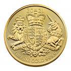 1 Ounce (2021) The Royal Arms Gold Coin 999.9
