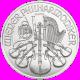 1 Ounce Platinum Austrian Philharmonic Coin (2021) image
