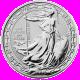 1 Ounce 2019 Silver Britannia Coin (Oriental Border) image