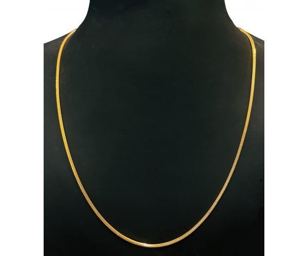 22ct Yellow Gold Dragon Chain image