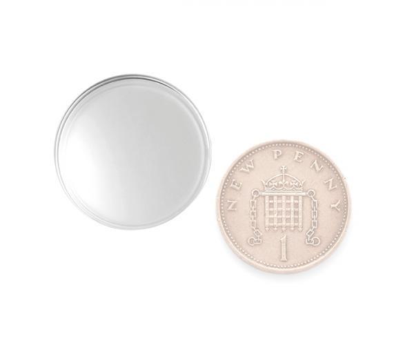 1 Oz Silver Britannia Coin Capsule Pack Of 10 image