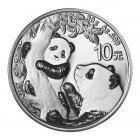 30g Silver Chinese Panda (2021)