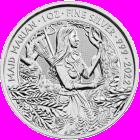 1 Oz Maid Marian (2022) Silver Coin