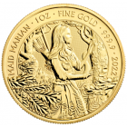 1 Oz Maid Marian (2022) Gold Coin