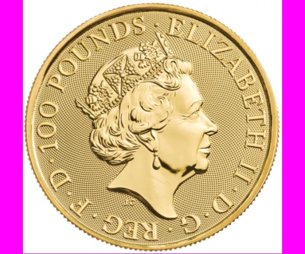 1 Oz Maid Marian (2022) Gold Coin image