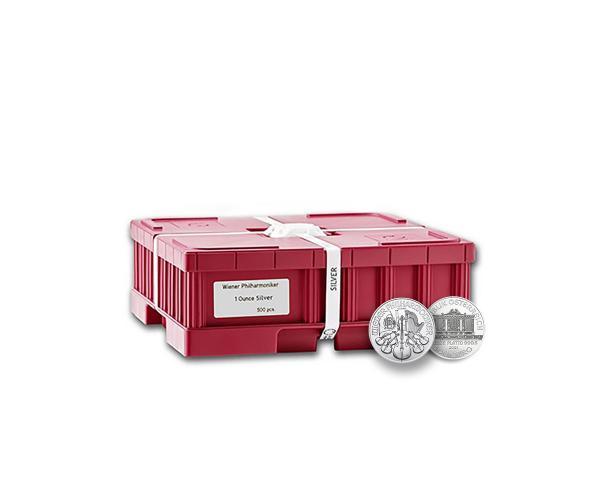 Full Silver Philharmonic Monster Box image
