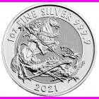 1 Ounce Silver Valiant (2021)