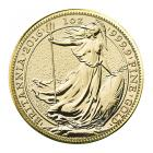 1 Ounce Gold Britannia (2013-2020) Assorted Selection 999.9
