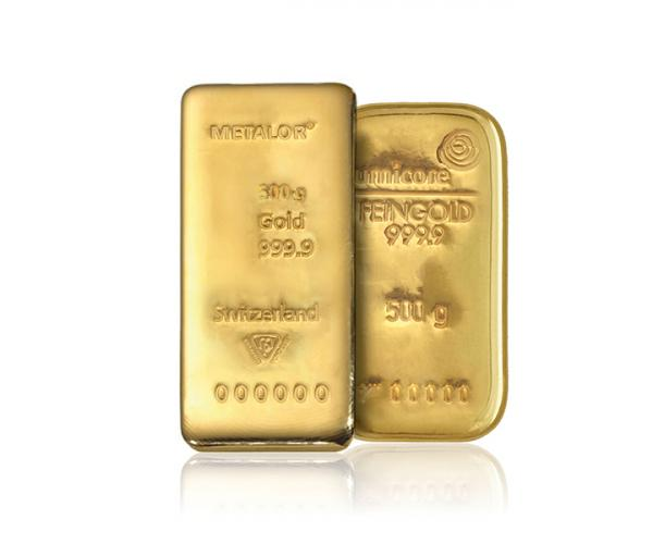 500 Gram Assorted Investment Gold Bar (999.9) image