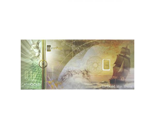 Cash Gold 0.10 Gram (999.9) Bundle Of 10 image