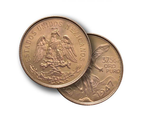 Mexican 50 Pesos image