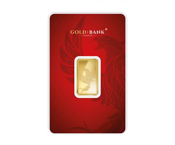 10 Gram Gold Bank Investment Gold Bar Phoenix Edition (999.9) Pre Order image