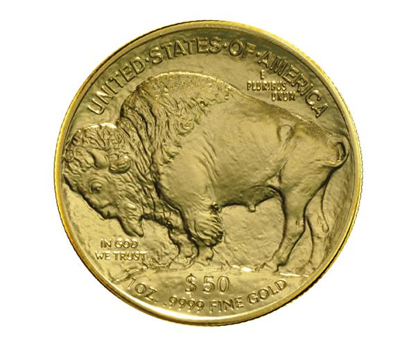 1oz American Buffalo Front