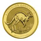1 Ounce Australian Kangaroo Gold Coin (Mixed Years) (999.9)