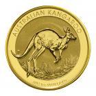 1 Oz Australian Kangaroo Gold Coin (Mixed Years) (999.9)
