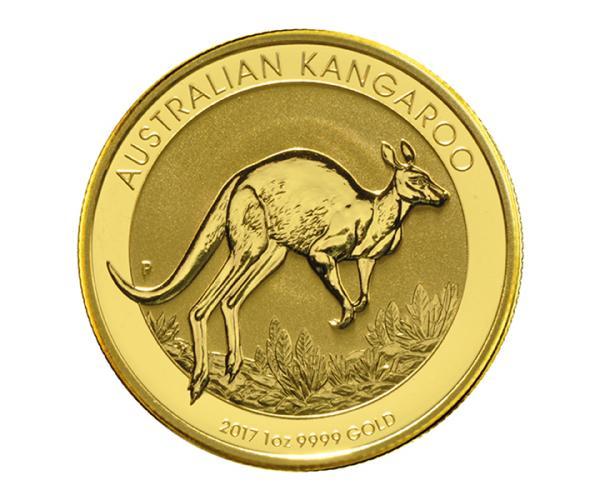 1oz Australian Kangaroo back