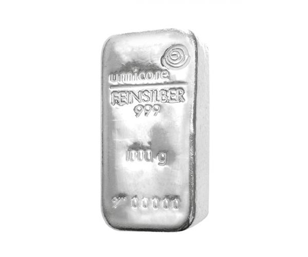 1KG Umicore Investment Silver Bar .999 image