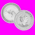 1 Ounce 2020 Australian Kangaroo Silver Coin .999
