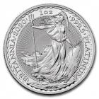 1 Oz Silver Britannia (2020)