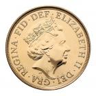 Gold Sovereign (8g) (2020) Fifth Head CGT Free*