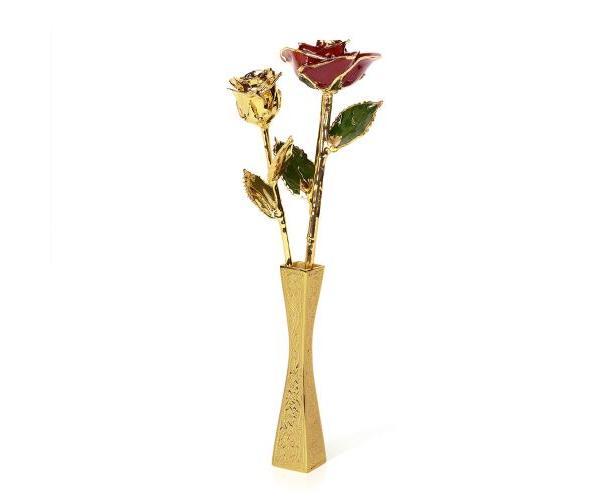 Eternity Gold Vase image