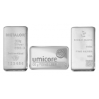 100 Gram Mixed Brands Investment Silver Bar .999
