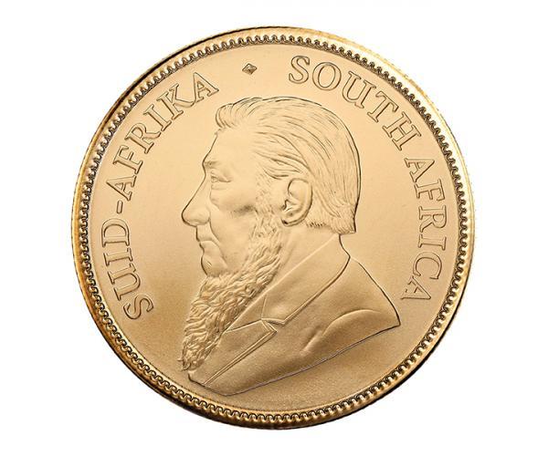 1 Oz Gold Krugerrand (2021) image